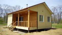 Продам новый дом с зем. участком в Шкотовском районе с. Многоудобное. Ул.Новая, р-н с.Многоудобное, площадь дома 37 кв.м., скважина, электричество 15...