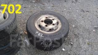 Пара колёс 195/85R16LT. x16 ЦО 145,0мм.