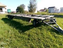 Tarsus CF30PS. Продается Легковой Прицеп автовоз на 2 авто, Tauras(Литва)-2008г., 3 000 кг.