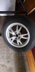 Колеса: литье Toyota R15 и два комплектаBridgestone 195/65 зима + лето. x15 5x100.00