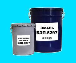 Краска БЭП 5297 (Эповин), комплект 24 кг (20 кг основы + 4кг. отвердителя)
