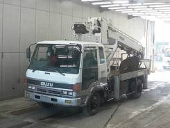 Isuzu Forward. , 6 490 куб. см., 300 кг. Под заказ