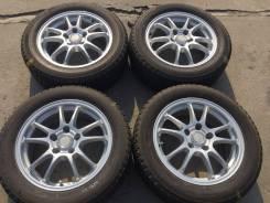 205/55 R16 Bridgestone Ice Partner литые диски 5х114.3 (K11-1604)
