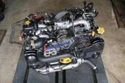 Двигатель в сборе. Subaru: Impreza WRX, Impreza XV, Forester, Legacy, Impreza WRX STI, Impreza, Exiga, Legacy B4, BRZ Двигатели: EJ20, EJ205, EJ255, F...