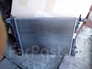 Радиатор охлаждения двигателя. Renault Logan, L8 Renault Kaptur Двигатели: H4M, K4M, K7M