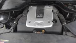 Двигатель в сборе. Infiniti M37