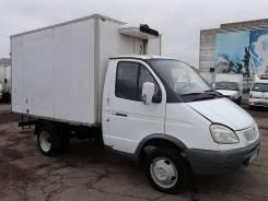 ГАЗ 3302. ГАЗель 3302, 2 427 куб. см., 1 250 кг.