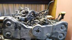 Двигатель в сборе. Subaru Impreza Двигатель EJ20K