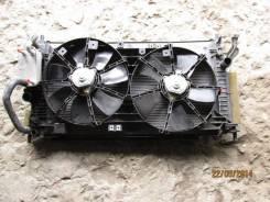 Вентилятор охлаждения радиатора. Mazda Mazda3, BL Двигатели: BLA2Y, Z6