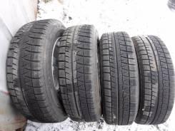 Bridgestone Blizzak Revo GZ. Зимние, износ: 5%, 4 шт