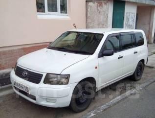 Toyota Succeed. механика, 4wd, 1.5 (105 л.с.), бензин, 130 тыс. км