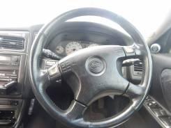 Переключатель на рулевом колесе. Nissan Stagea, WGC34