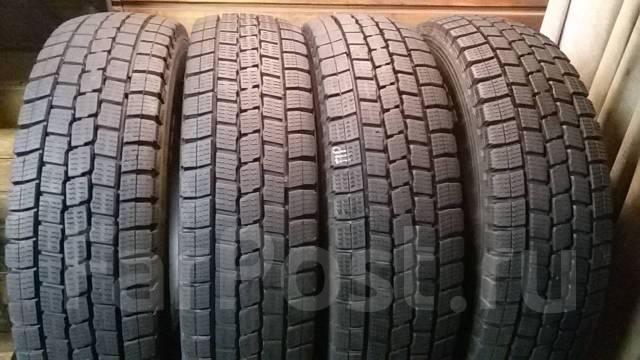 Dunlop DSV-01. Зимние, без шипов, 2012 год, износ: 5%, 4 шт