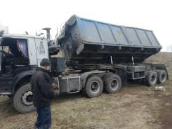 Камаз 54112. Камаз обмен сцепка, 15 000 куб. см., 30 000 кг.