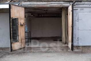 Гаражи капитальные. улица Давыдова 5, р-н Вторая речка, 18 кв.м., электричество, подвал. Вид изнутри