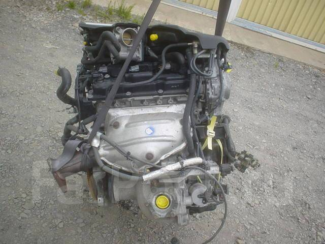 Двигатель в сборе Nissan VQ25 пробег 36000
