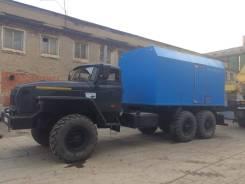 Урал 4320. Ппу 1600/100 на шасси урал 4320 2015 года, 10 650 куб. см., 10 000 кг.