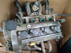 Двигатель в сборе. Toyota Vitz, SCP10 Двигатели: 1SZFE, 1SZ