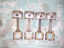 Поршень. Nissan: Wingroad, Bluebird Sylphy, AD, Almera, Sunny Двигатель QG15DE
