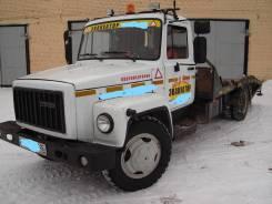 ГАЗ 3309. Продам эвакуатор газ 3309, 4 700 куб. см., 4 500 кг.