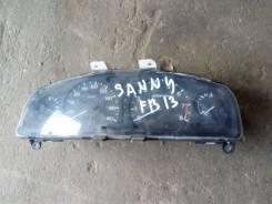 Панель приборов. Nissan Sunny, FNB13, B13, FB13, SB13, HB13, N13, SNB13, HNB13 Двигатель GA15DS