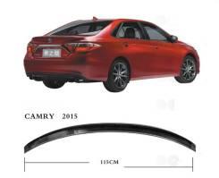 Спойлер. Toyota Camry, AVV50, ASV50, ASV51, GSV50 Двигатели: 2ARFXE, 2ARFE, 6ARFSE, 2GRFE