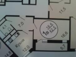 1-комнатная, проспект Астрахова 4. свао, частное лицо, 44 кв.м.