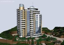 Продам 35 м. кв. в г. Ялте свободного назначения в новом комплексе. Южнобережное шоссе, р-н Массандра, 35 кв.м.