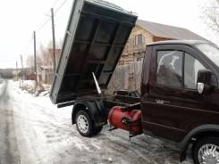 ГАЗ Газель. Газель, 2 500 куб. см., 2 500 кг.