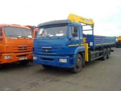 Камаз 65115. Продается КМУ -773094-42+Soosan SCS736LII верх. упр., 6 700 куб. см., 6 000 кг.