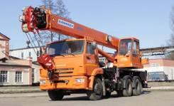Клинцы КС-55713-1К-3. Продается из наличия КС 55713-1К-3 автокран 25т. (Камаз-65115), 6 700 куб. см., 25 000 кг., 28 м.