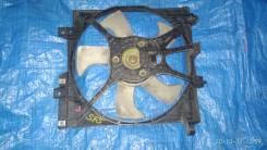 Вентилятор охлаждения радиатора Subaru Forester
