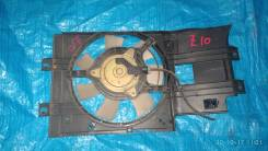 Вентилятор радиатора кондеционера Nissan Cube