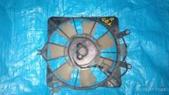 Вентилятор радиатора кондиционера Honda Fit