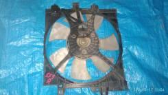 Вентилятор радиатора кондиционера Subaru Forester