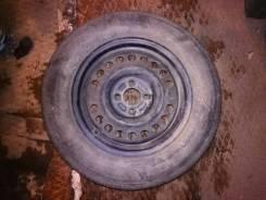 Колесо на запаску или для комплекта 4х100 205/65R15 ЦО Nissan. 5.5x15 4x100.00 ET38