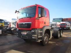MAN TGS 40.480. Продаётся седельный тягач MAN TGS 33.480 6x6 BBS-WW, 12 400 куб. см., 26 000 кг.