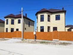 Продается 2х этажный новый кирпичный дом 130 кв. м. на 4 сотках. Мира, р-н анапская, площадь дома 130 кв.м., централизованный водопровод, электричест...