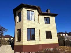 Продается готовый кирпичный дом 150 кв. м. на 5 сотках. Мира, р-н анапская, площадь дома 150,0кв.м., скважина, электричество 15 кВт, отопление элект...