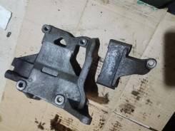 Крепление компрессора кондиционера. Subaru Forester, SF5, SF9 Subaru Impreza, GC1, GC2, GC4, GC6, GC8, GF1, GF2, GF3, GF4, GF5, GF6, GF8 Двигатели: EJ...