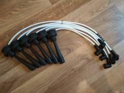 Высоковольтные провода. Mitsubishi Pajero Sport, K90 Mitsubishi Pajero, V65W, V25C, V45W, V60, V25W Двигатели: 6G72, 6G74, GDI