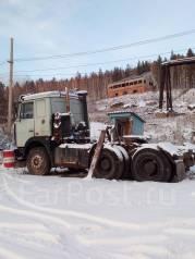 МАЗ 64229. Продаётся седельный тягач маз 64229 сцепка, 14 800 куб. см., 25 000 кг.