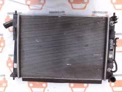 Радиатор охлаждения двигателя. Hyundai Creta, GC Двигатели: G4FG, G4NA
