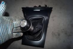 Ручка переключения механической трансмиссии. Subaru Legacy, BL, BP