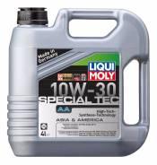 Liqui Moly. Вязкость 10W-30, полусинтетическое