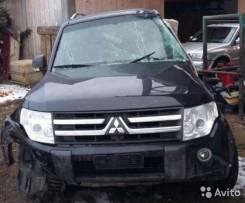 Mitsubishi Pajero IV разбор