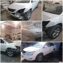 Кузовной ремонт и окраска авто