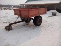 13-ПС, 2000. Продается самосвальный тракторный прицеп, 4 000 кг.
