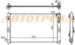 Радиатор MITSUBISHI LANCER X/OUTLANDER XL/CITROEN C-CROSSER 2.4/3.0 06- MT SAT MC0088-07-2R