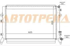 Радиатор AUDI A3 07-13/SK OCTAVIA/SUPERB/YETI 08-/VW PASSAT/GOLF/TOURAN 07- 1.2/1.4